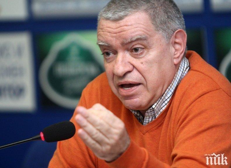 Проф. Михаил Константинов: Официалните данни за избирателната активност у нас не са реалистични