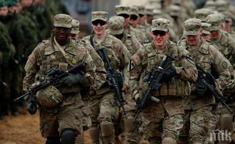 САЩ изпраща допълнителни войски в Близкия Изток