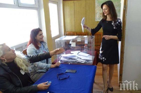 Мария Габриел: Гласувах за силна България в обединена Европа