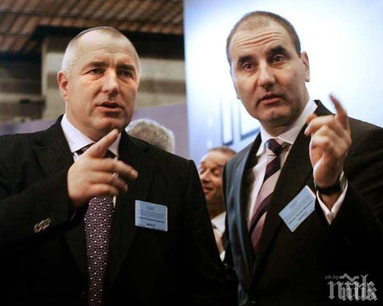 ЕДНО КЪМ ЕДНО: Борисов намекна за съдбата на Цветанов - ще има ли прошка или...