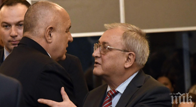 Владимир Кисьов от СДС: Борисов показа какво е да си силен лидер