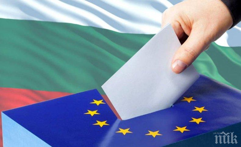 ГЕРБ-Пазарджик: Активисти на ДПС агитират пред СИК