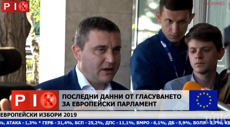 ПЪРВО В ПИК TV: Владислав Горанов след разгромната победа на ГЕРБ: Тези избори ги спечели Борисов (ОБНОВЕНА)