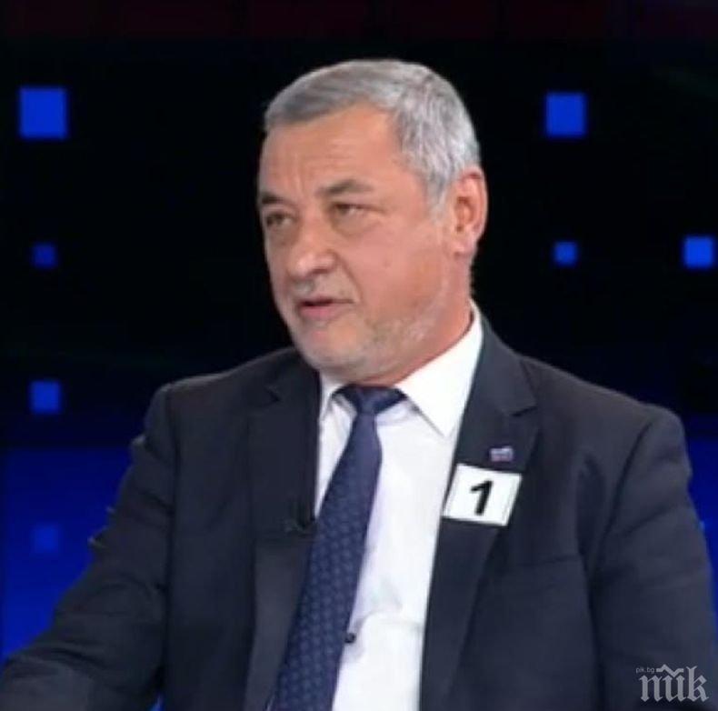 Валери Симеонов: Гласувах в европейския парламент да има дейни и смели хора