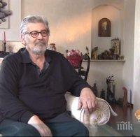 ПЪЛНА ПРОМЯНА: Ламбо си пусна коса заради Аня Пенчева (СНИМКА)