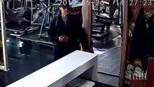 Ченгетата спипаха крадлата Радо Мъжа, която обра фитнес в Бургас (ВИДЕО)