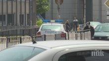 ДИВ ЕКШЪН: Шофьор с 8 присъди опита да избяга от полицаи