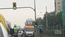 """ПЪРВО В ПИК: Пуснаха движението по столичния булевард """"Цар Борис III"""" след жестокия инцидент"""