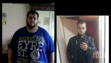ЗВЕРСКА БИТКА: 22-годишният Самуил свали 186 кг за бала
