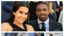 САМО В ПИК: Ето коя е българската снаха на Майкъл Джордан - едрогърдата Радина се омъжи за наследник на $1.5 милиарда (УНИКАЛНИ СНИМКИ)