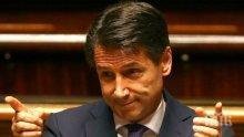 ИСКРИ: Италианския премиер скочи на Матео Салвини: Аз карам влака