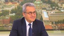 Йордан Цонев за отказа на Пеевски: И Берлускони се е кандидатирал 7-8 пъти, но чак сега влиза в Европарламента