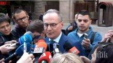 Данаил Кирилов контра на Лозан Панов - поиска Пленумът на ВСС да не приема доклада на оскандаления председател на ВКС за съдилищата
