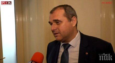 ИЗВЪНРЕДНО В ПИК TV: Искрен Веселинов захапа Сидеров: Въпросът е доколко коалицията съществува