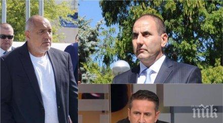 САМО В ПИК: Георги Харизанов с първи думи за оставката на Цветанов: Решението не е лесно за Борисов, но в политиката успяват силните лидери
