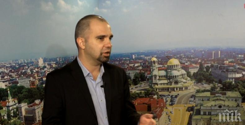 Първан Симеонов: Хората гласуват за Бойко Борисов, а не за ГЕРБ