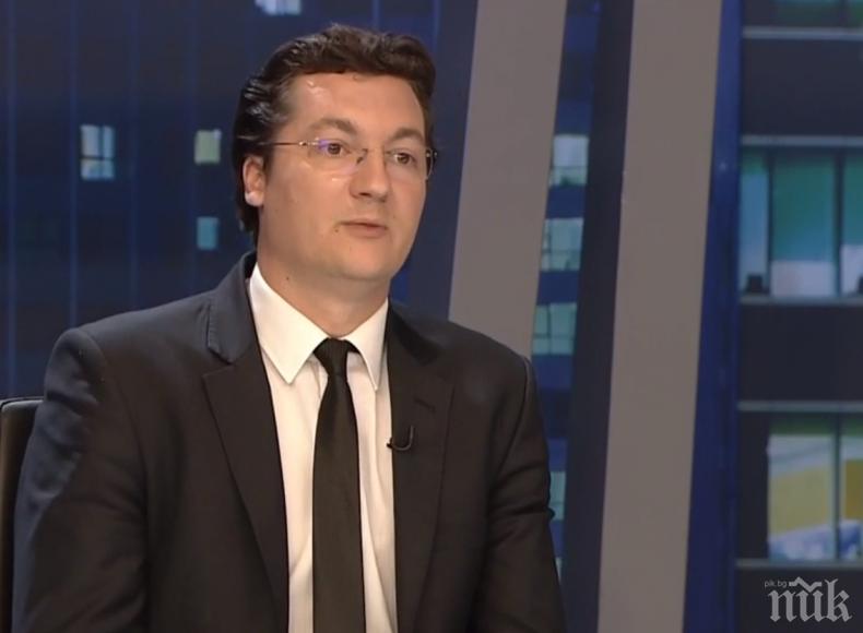 ПИК TV: Крум Зарков: БСП не подкрепя чисто мажоритарната система (ВИДЕО)