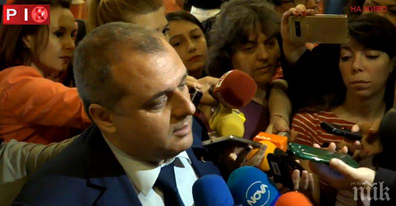 ПЪРВО В ПИК TV! БСП и ВМРО с първи коментари за оставката на Цветанов (ОБНОВЕНА)