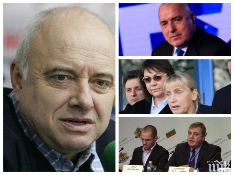 САМО В ПИК! Васил Тончев: БСП катастрофира заради неубедителна кампания. Хората не искат революции, искат доходи!