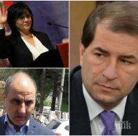 ПЪРВО В ПИК! Борислав Цеков с унищожителен коментар за оставката на Нинова: Маньовър за оцеляване