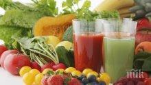 Внимание! Плодовите сокове – по-отровни от цигарите