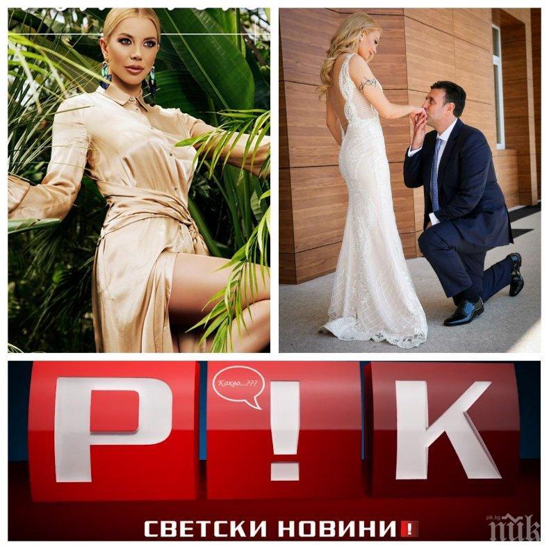 САМО В ПИК TV: Емилия с гореща изповед пред камерата ни - звездата отвори сърцето си за изпитанията и силата на любовта