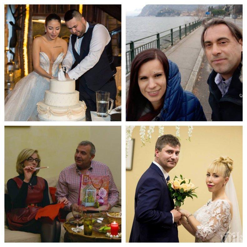 """АБСОЛЮТЕН ПРОВАЛ: 4 раздели от 4 брака в """"Женени от пръв поглед"""" - Ивана и Мерал също скъсаха съпружеското свидетелство"""