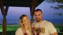 Миската Ваня Пейчева с моминско парти на остров Миконос (СНИМКИ)