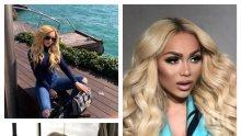 БАРОВКА: Нора Недкова смуче банковата сметка на турски любовник - плеймейтката пръска хилядарки в Монте Карло (СНИМКИ)