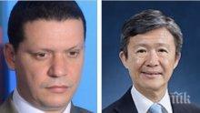 Шефът на антикорупционната комисия на Хонг Конг покани Илиан Тодоров на обмяна на опит
