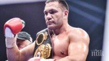 Кубрат Пулев: Бяхме в напреднали преговори за мач с Антъни Джошуа