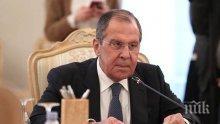 Първият дипломат на Русия: Светът живее в условията на икономическа агресия от САЩ
