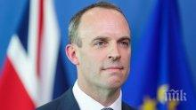 Кандидат за лидер на Консерваторите във Великобритания готов да разпусне парламента, за да осигури Брекзит
