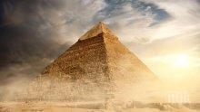 НЕВЕРОЯТНО: Египетските пирамиди строени не от роби, а чрез звукова левитация (ВИДЕО)