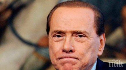 Берлускони изнася медийната си империя в Холандия