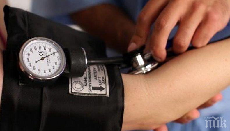 Тревожна тенденция: Все повече българчета са с високо кръвно