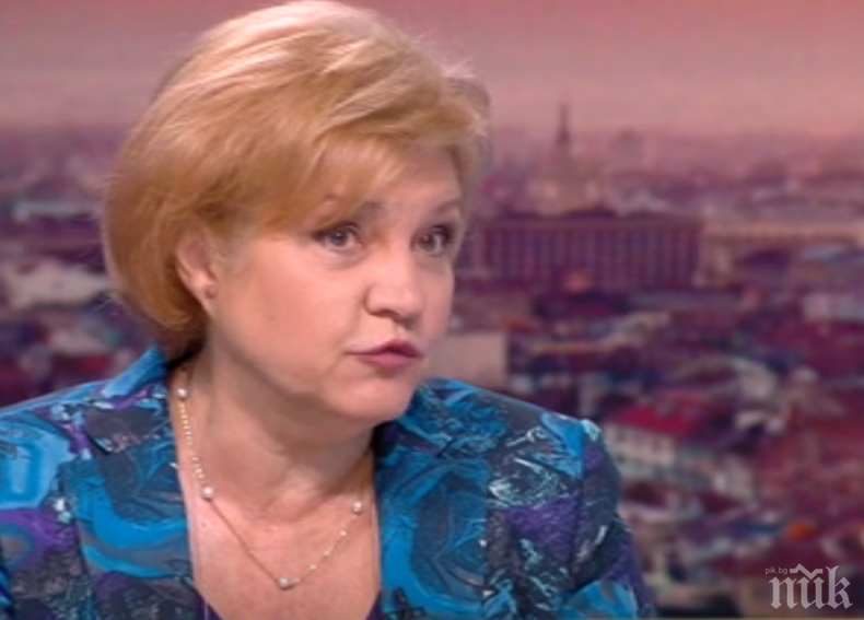 Менда Стоянова: БСП никога не е внесла предложение за намаляването на партийните субсидии
