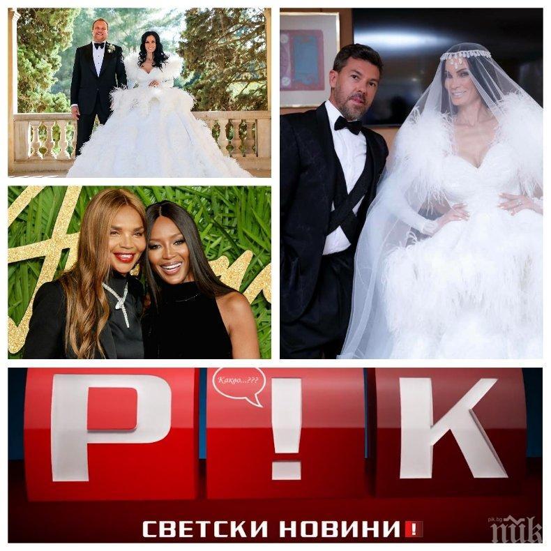 САМО В ПИК TV! Стилистът на звездите Стоян Апостолов с ексклузивни разкрития за Цеци Красимирова и защо майката на Наоми Кембъл пристига в България