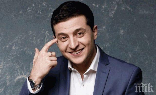 Новият президент на Украйна поиска разширяване на санкциите на ЕС срещу Русия