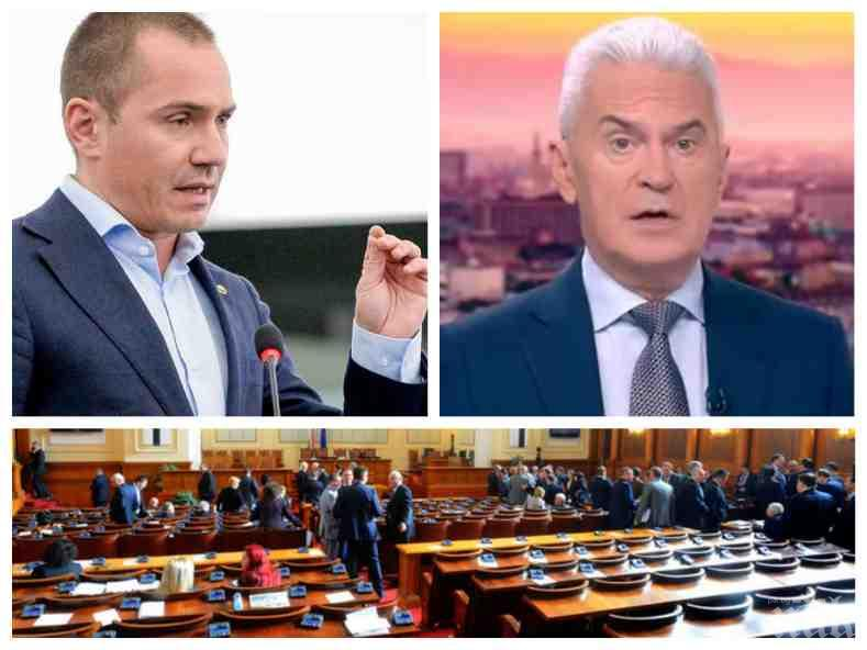 """ИЗВЪНРЕДНО: Джамбазки изригна срещу """"Атака"""" и Волен, похвали Борисов за субсидията от 1 лев"""