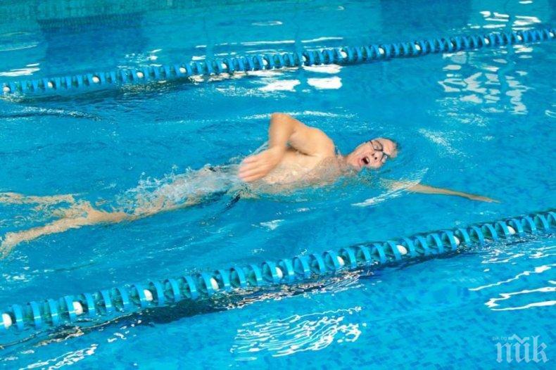 Червеният кръст иска часове по плуване в училищата