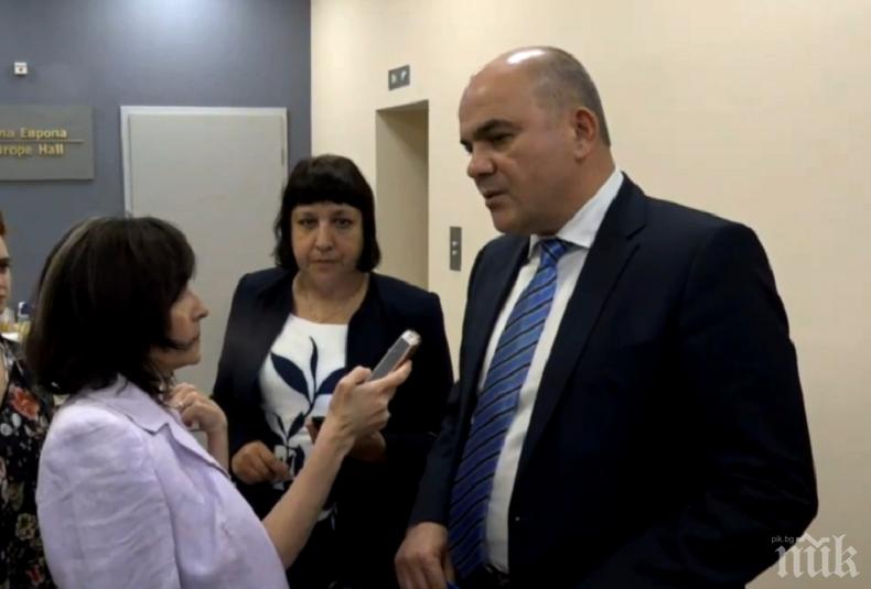 САМО В ПИК TV! Социалният министър с гореща информация за борбата със сивата икономика (ОБНОВЕНА)