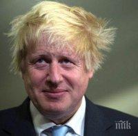 Борис Джонсън е първи във вота за лидер на торите