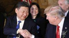 Доналд Тръмп коментира кога е крайният срок за въвеждане на американски мита срещу Китай