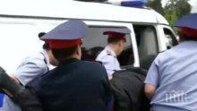 Над 500 арестувани заради протести след изборите за президент на Казахстан