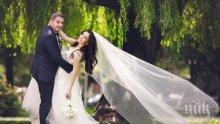 Още една певица на Митко Пайнера се омъжи (СНИМКИ)