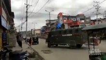 Петима полицаи са загинали при атака на терористи в Индия