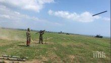 Стартира учението по бойни стрелби в Шабла (СНИМКИ)