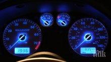 ОПАСНО: 1100 убийци с коли летят по пътищата, рекордьорът шпори с 277 км/ч