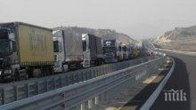 НЯМА МЪРДАНЕ: Тръгне ли тол системата, лазери ще засичат на 100 места камионите